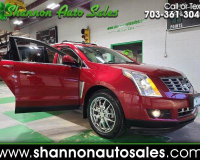 Used 2013 Cadillac SRX FWD 4dr Performance Collection