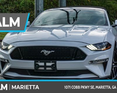 Pre-Owned 2020 Ford Mustang GT Premium RWD 2D Convertible