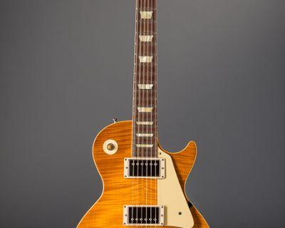 2019 Gibson Historic 1960 Les Paul - 7.6 Pounds!
