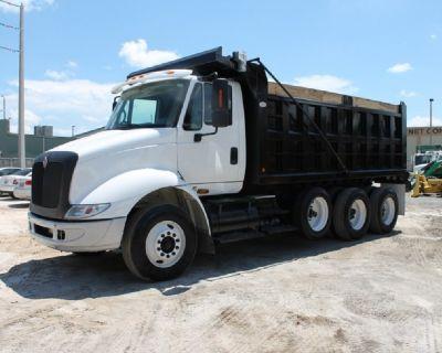 $6,440 Down / Tri Axle Dump Truck / 653k Miles