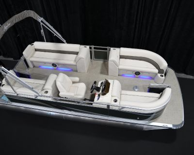 2022 Avalon 2080 VENTURE QL W/ 115HP