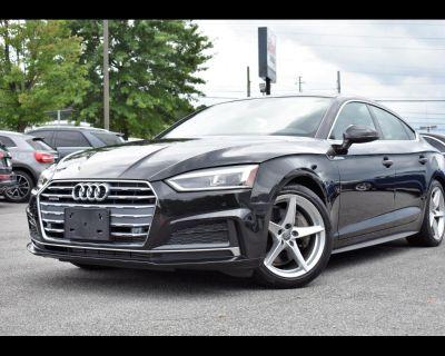2018 Audi A5 Premium Plus 4D Hbk Qtro 2.0T