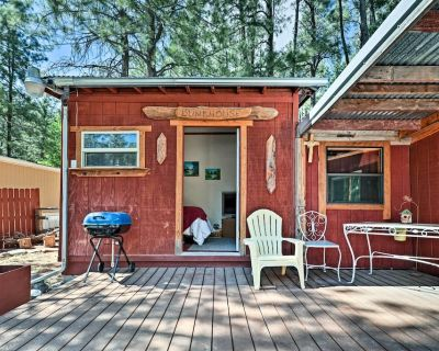 'black Bear Canyon' Ruidoso Home w/ Bunkhouse! - Ruidoso