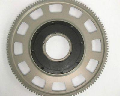 "Mazda Rotary Aluminum Flywheel For 5.5"" Clutch (12 5/8"" Diameter, Tii,fd,rx8 )"