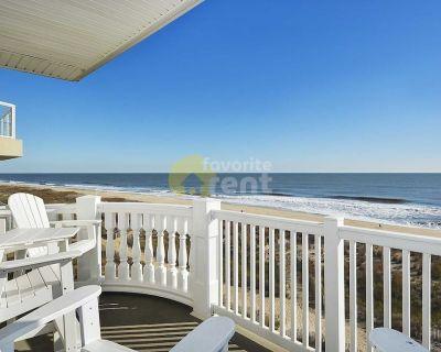 Oceanfront 4 bedrooms condo in Ocean City