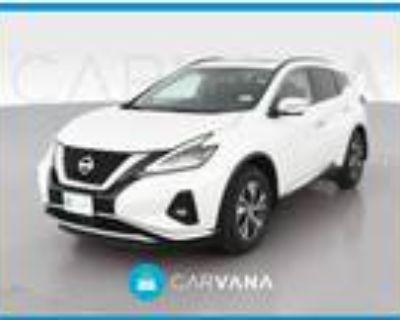 2019 Nissan Murano White, 10K miles