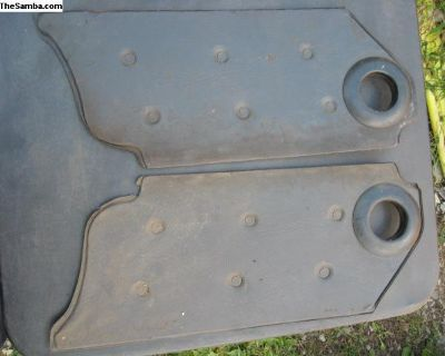 heat outlet covers OEM Beetle CONVERTIBLE