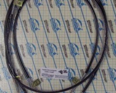 Cable Set, All Factory Ac 1967 1968 Camaro [26-3268]