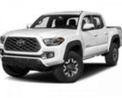 2021 Toyota Tacoma Red, new
