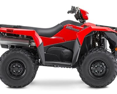 2021 Suzuki KingQuad 750AXi Power Steering ATV Utility Canton, OH