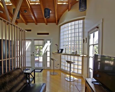Stunning Guesthouse in a Zen garden Downtown San Jose of silicon valley - Shasta-Hanchett Park