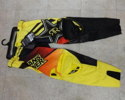 Answer Rockstar Energy Pants Size Adult 32 Waist New 2014 Style