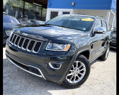 2014 Jeep Grand Cherokee Limited 2WD