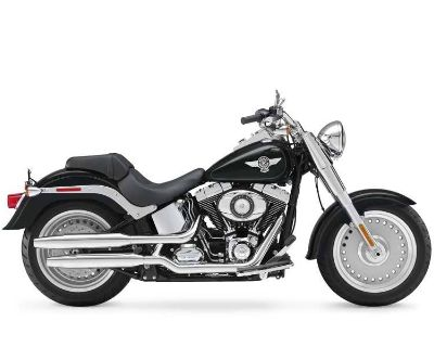 2012 Harley-Davidson Softail Fat Boy Cruiser Norfolk, VA