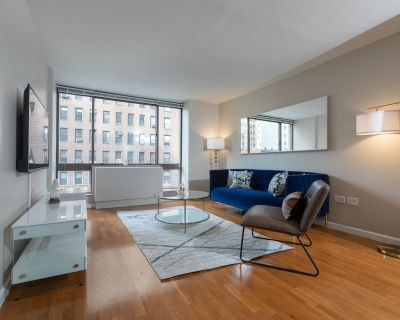 Gorgeous UWS 2 Bed w/ Gym, Laundry, Rooftop #6140 - Upper West Side