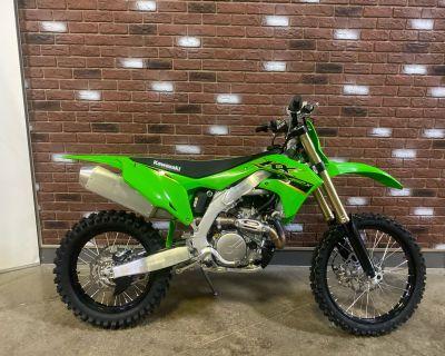 2022 Kawasaki KX 450X Motorcycle Off Road Dimondale, MI