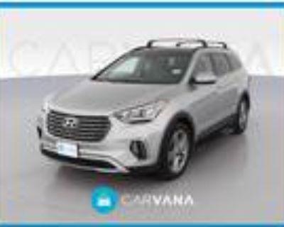 2017 Hyundai Santa Fe Gray, 24K miles