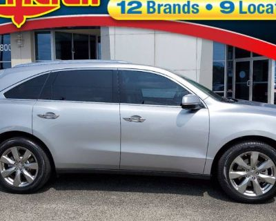 2016 Acura MDX Advance Package