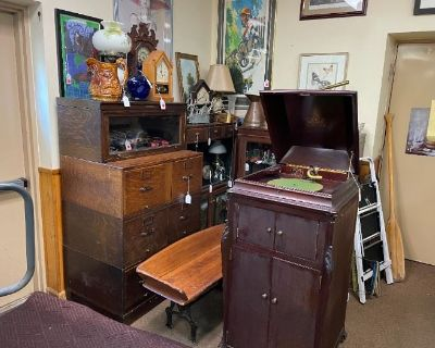 Another huge estate sale at the old Lake Harmony Firehouse by Caring Transitions25
