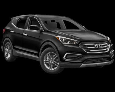 Pre-Owned 2017 Hyundai Santa Fe Sport 2.4 Base FWD 4D Sport Utility