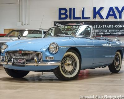 1963 MG Antique