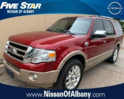2014 Ford Expedition King Ranch RWD