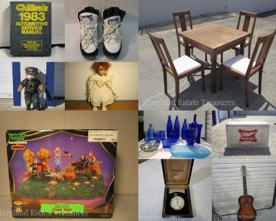 Mid-Summer Estate Online Auction
