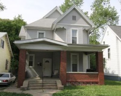 742 E Chandler Ave #A, Evansville, IN 47713 2 Bedroom House