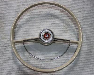 1952-1953 Ford Steering Wheel