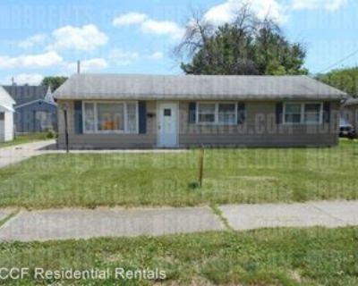 2836 Shartle St, Middletown, OH 45042 3 Bedroom House