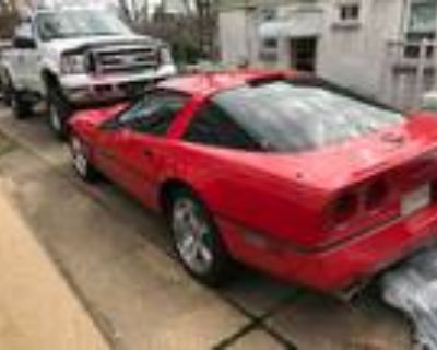 Classic For Sale: 1985 Chevrolet Corvette 2dr Coupe for Sale by Owner
