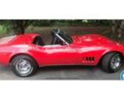 Classic For Sale: 1968 Chevrolet Corvette 2dr Convertible for Sale by Owner