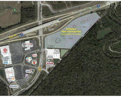 Retail Development Space in Lafayette