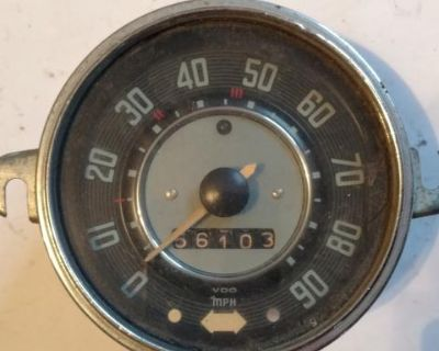 Speedometer 11/63
