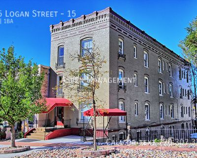 1 bd/1 ba in Great Location With Tons of Vintage Character