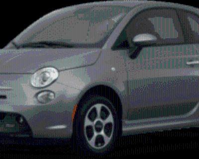 2014 FIAT 500 500e