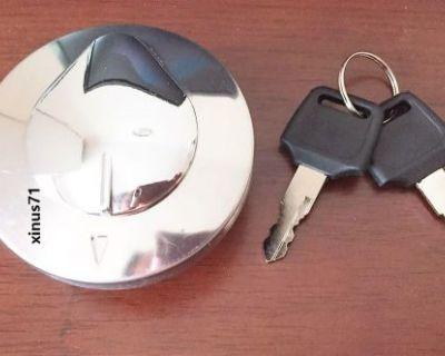 Fuel Gas Tank Cap Cover Key For Yamaha Vstar Classic Custom 250 650 950 1100