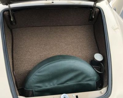 1964 VW Karmann Ghia