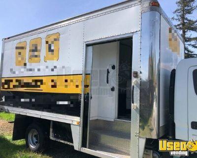 2014 Mitsubishi Fuso FE180 Mobile Clinic / Office Box Truck