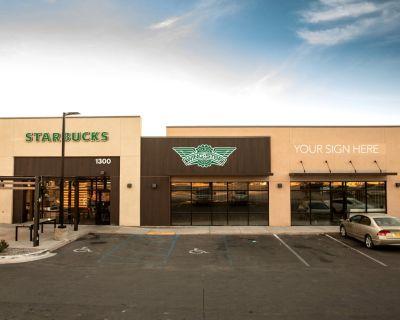 New Construction Shop Space | End-Cap | Prime Alamogordo Location