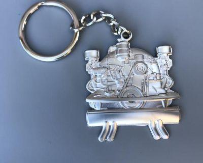 Vintage Power keychain