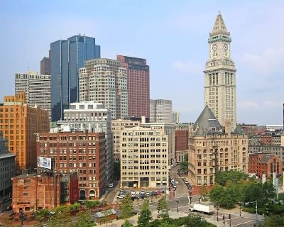 Near Historic Landmarks, 2 Modern Units, Restaurant - Downtown Boston