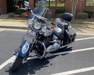 2001 Harley-Davidson Heritage Springer