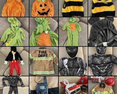 Toddler and Kid Halloween costumes