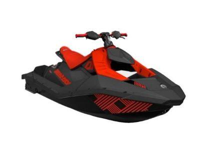 2021 Sea-Doo Spark Trixx 2-up Rotax 900 H.O. ACE IBR