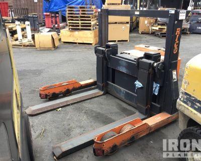 2015 (unverified) Rico HLW-80 8,000 lb Electric Pallet Jack