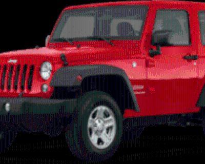 2018 Jeep Wrangler Sport S (JK)