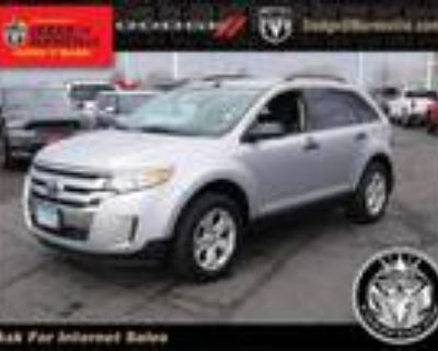 2013 Ford Edge Silver, 53K miles