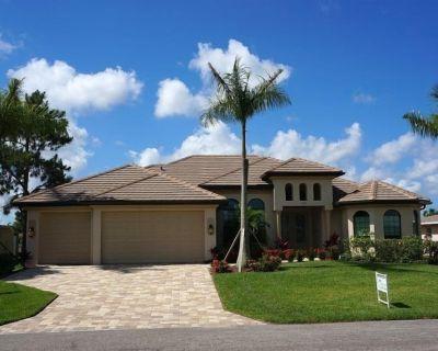 Seascape - Modern, 3 Bedroom Suites, 3.5 Bath, Gulf Access, Southern Exposure - Caloosahatchee