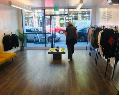 Brand New Downtown retail space that could be used for various reasons., Oakland, CA